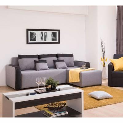 Γωνιακός Καναπές Κρεβάτι Laura 230×151 εκ