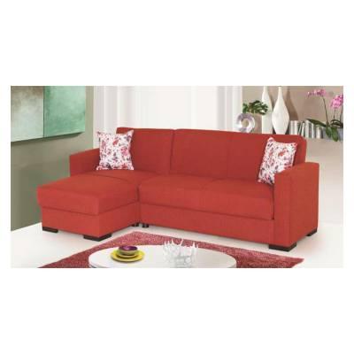 Γωνιακός Καναπές Κρεβάτι Gracia 240×146 εκ