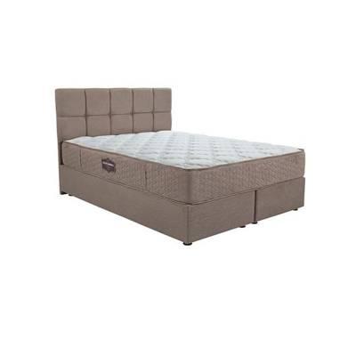 Κρεβάτι Με Αποθηκευτικό Χώρο και Στρώμα Ν1 150 Χ 200