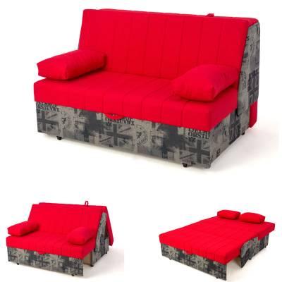Καναπές Κρεβάτι Montana 146×99 εκ