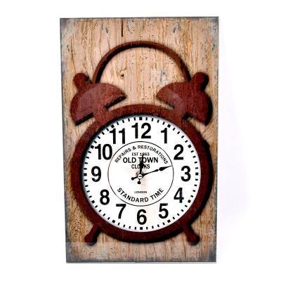 Ρολόι τοίχου παλιό ξυπνητήρι
