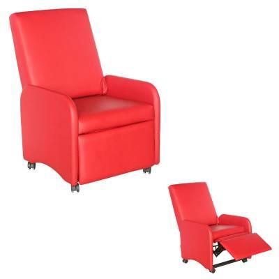 Πολυθρόνα Relax Δύο Θέσεων 62×84 εκ