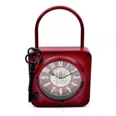 Ρολόι Επιτραπέζιο Κλειδαριά