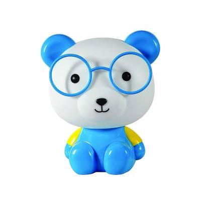 Φωτιστικό Παιδικό Αρκουδάκι Μπλε
