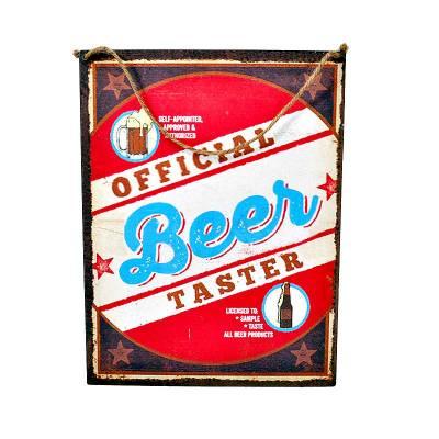 Κάδρο Μεταλλικό Beer