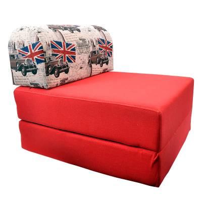 Πολυθρόνα Κρεβάτι Iva London  80×95 εκ