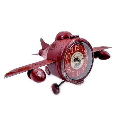 Ρολόι Επιτραπέζιο Αεροπλανάκι