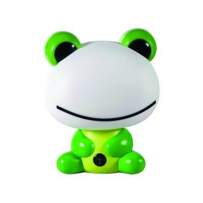 Φωτιστικό Παιδικό Βατραχάκι Πράσινο