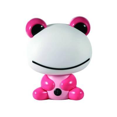 Φωτιστικό Παιδικό Βατραχάκι Ροζ